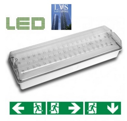 Noodverlichting, led noodverlichting, led armatuur - Led ...